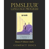 Pimsleur Greek-Yunanca Eğitim Seti - 3 CD